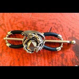 Boho Dragon Hair Clip